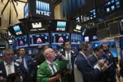 Wall Street Anjlok Akibat Jatuhnya Yield Treasury AS